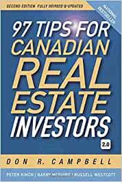 97 Tips for Canadian Investors - book jacket
