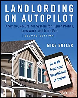 Landlording on Autopilot book jacket