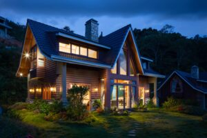 House night picture - Converting your Home to a Rental Property - 10 tips you need to know