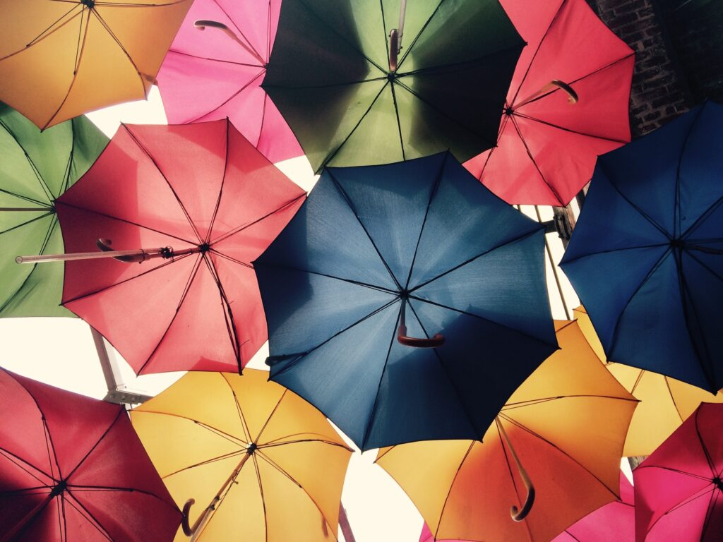 Colourful umbrellas - Property Insurance – my experience filing insurance claims