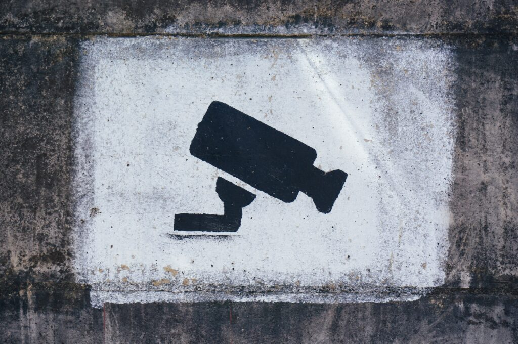 graffitti art of a security camera - PIPEDA for Landlords – a quick and dirty summary